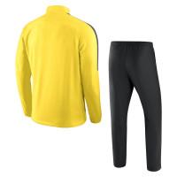 Фирменный мужской спортивный костюм Nike плащевка летний желтый 893709-719