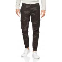 JACK & JONES мужские карго штаны камуфляж