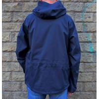 Оригинальная мужская тонкая штормовка синяя куртка Kappa 6Cento 626