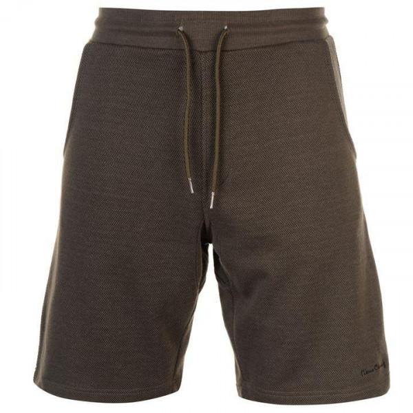 Мужские трикотажные шорты хаки Pierre Cardin Pique оригинал 44 размер
