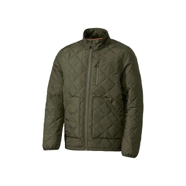 Мужская тонкая стеганная куртка Crivit  хаки
