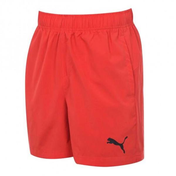 Мужские спортивные шорты красные Puma 838271-77