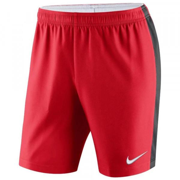 Nike Dry Short II Woven 894331-657 спортивные красные шорты