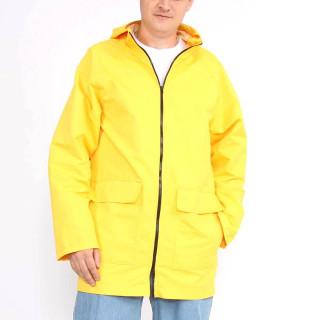 Плащ мужской желтый на весну Shopchik