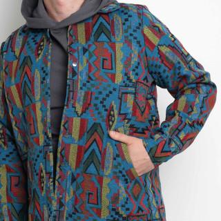 Яркая ветровка-рубашка на осень Shopchik