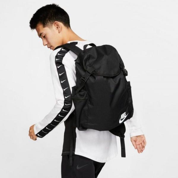 Рюкзак черный Nike Heritage Rksk BA6150-010