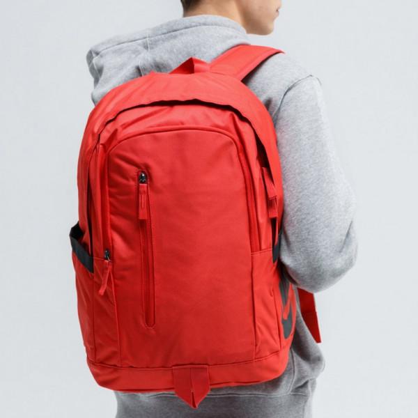 Рюкзак Nike All Access Soleday BA6103-631 красный