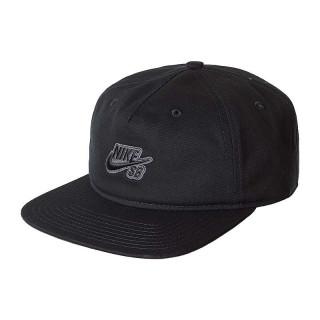 Кепка черная Nike U Nk Cap Pro CI4460-010