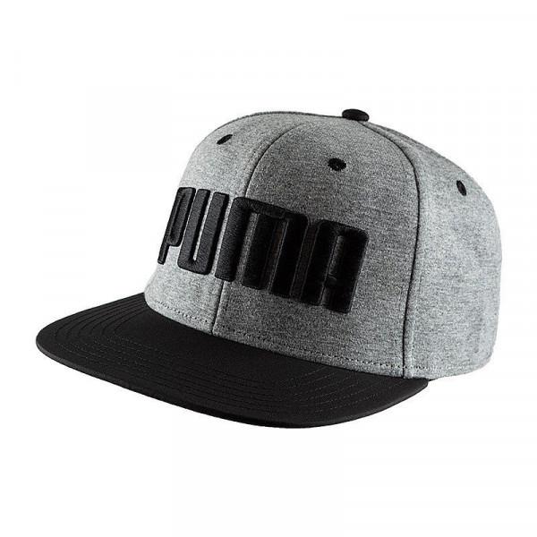 Кепка серая Puma Flatbrim 021460 17