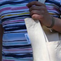Полосатая яркая футболка мужская Shopchik