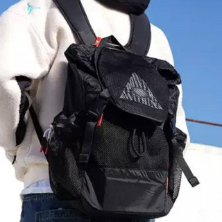 Рюкзaк черный Nike KYRIE Irving RKSK CU3939-010